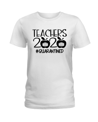 Teacher 2020 - quarantined