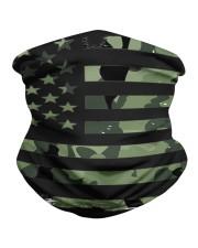Patriotic camo flag3 Neck Gaiter tile