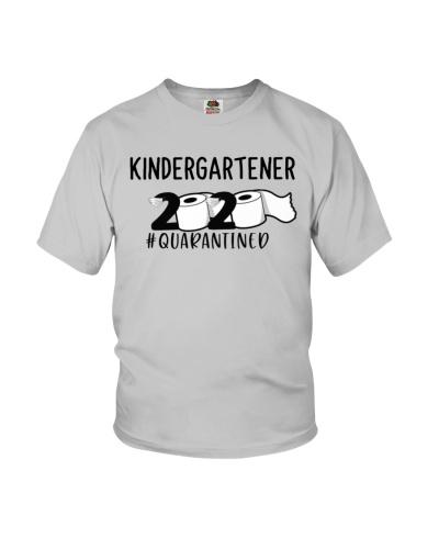 Kindergartener 2020 quarantined
