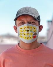 smile face Cloth face mask aos-face-mask-lifestyle-06