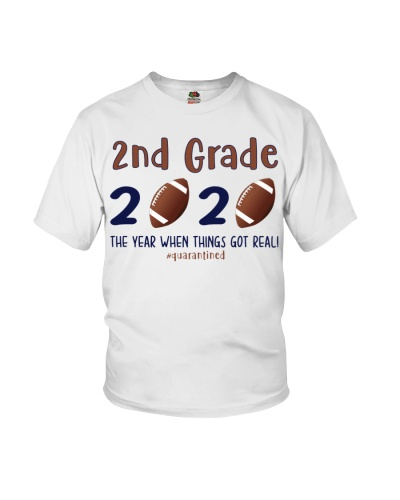 2nd grade football 2020 quarantine