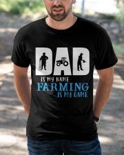 Farming dad Classic T-Shirt apparel-classic-tshirt-lifestyle-front-50