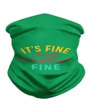 I's Fine I'm Fine Everything Fine Neck Gaiter tile