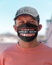 Forced to wear this USELESS mask by STUPID Cloth face mask aos-face-mask-lifestyle-06