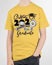 Pre-Kindergarten graduate  Youth T-Shirt garment-youth-tshirt-front-lifestyle-01