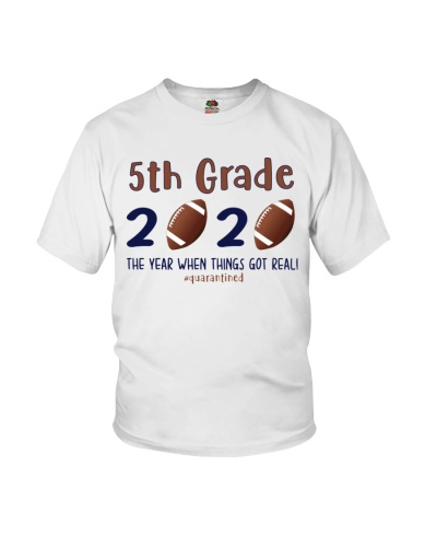 5th grade football 2020 quarantine