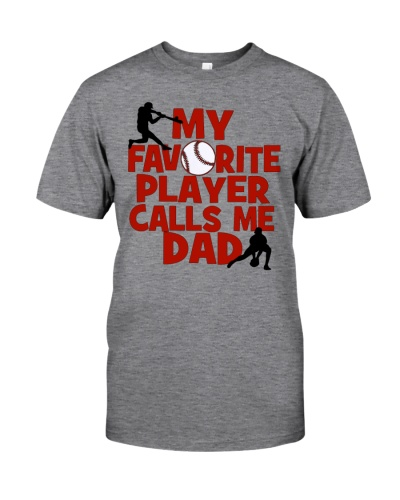 Baseball Favorite Player calls Me Dad