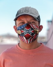 southern american flag mask Cloth face mask aos-face-mask-lifestyle-06