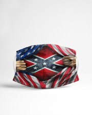southern american flag mask Cloth face mask aos-face-mask-lifestyle-22