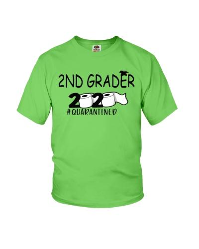 2nd Grader Quarantined