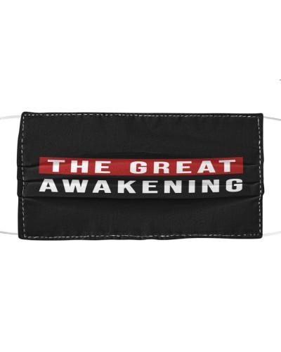The Great Awakening Face Mask