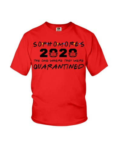 Sophomore  2020 Quarantied
