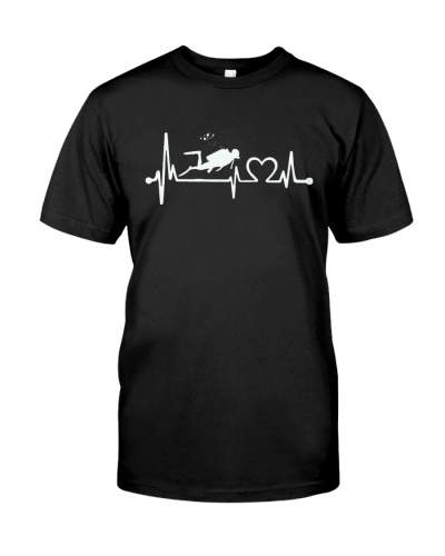 Scuba diving tshirt
