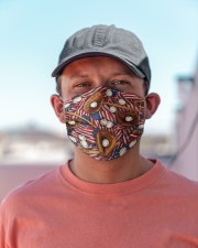 Baseball mask Cloth face mask aos-face-mask-lifestyle-06