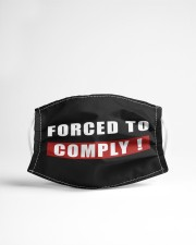 Forced To Comply Mask Cloth face mask aos-face-mask-lifestyle-22