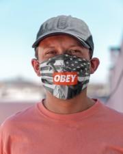 Obey liberte Cloth face mask aos-face-mask-lifestyle-06