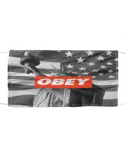 Obey liberte Cloth face mask front