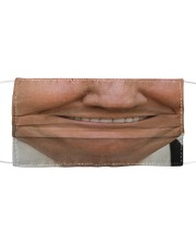 trump smile mask 1 Cloth face mask front