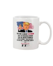 trump 2020 stepmom mug toilet paper Mug front