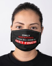 Only wearing this so I don't get fined Cloth face mask aos-face-mask-lifestyle-01