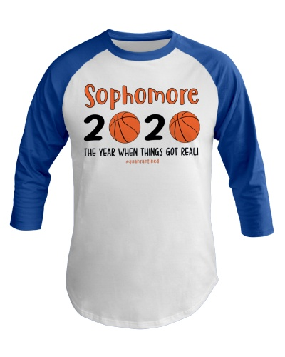 Sophomore basketball 2020 quarantine