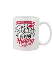 2nd grade-history-red Mug thumbnail