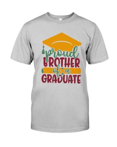 Proud Brother Graduate