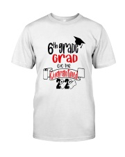hqh994 6th grade CO Classic T-Shirt front