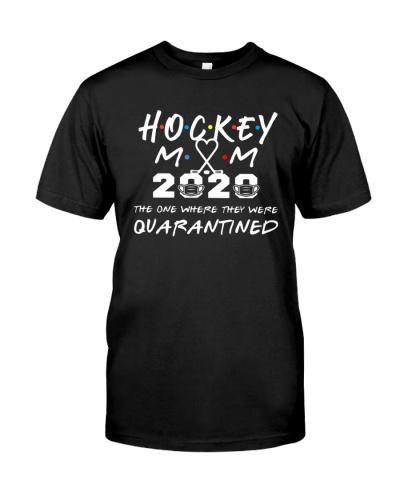 Quarantined Hockey MOM 2020