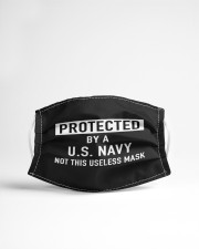 protected by US NAVY mask Cloth face mask aos-face-mask-lifestyle-22