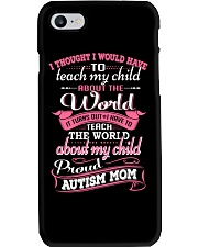 Proud Autism Mom Phone Case thumbnail