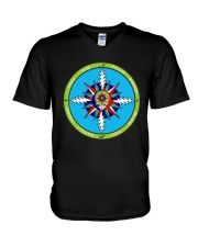 dead2019 V-Neck T-Shirt thumbnail