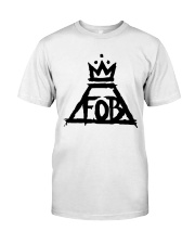 fall out boy Classic T-Shirt front