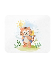 cat camping watercolor Mousepad thumbnail
