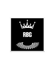 The Notorious RGB Square Magnet thumbnail