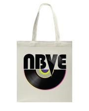 NBVE Tote Bag back