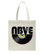 NBVE Tote Bag front