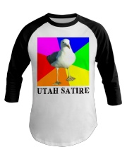 Utah Satire Team Prop 2 Jersey Baseball Tee front
