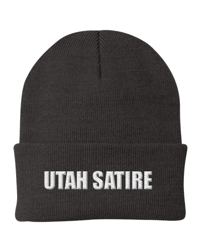 Utah Satire Beanie