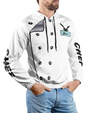 Chef Nutrition Facts 3D Personalized Hoodie  Men's All Over Print Hoodie aos-complex-men-hoodie-lifestyle-front-10