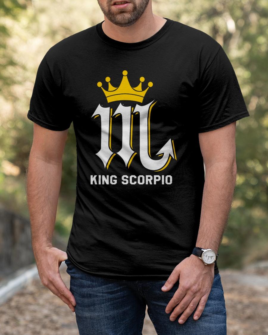 King scorpio Classic T-Shirt