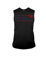 Bartlet for America Slogan t shirt The West Wing Sleeveless Tee thumbnail