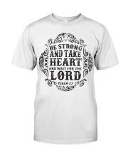Strong Heart Lord Classic T-Shirt thumbnail