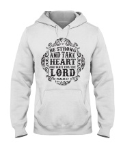 Strong Heart Lord Hooded Sweatshirt thumbnail