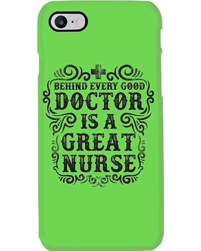 Doctors Are Great Nurses