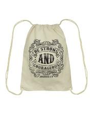 Strong Bag Drawstring Bag thumbnail