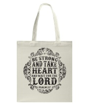 Strong Heart Lord Tote Bag tile