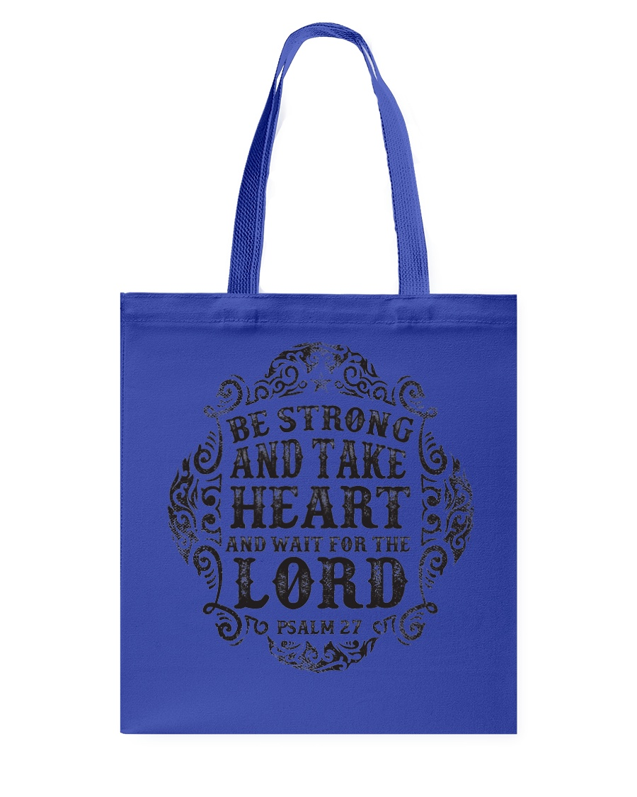 Strong Heart Lord Tote Bag