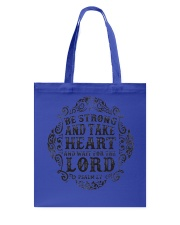Strong Heart Lord Tote Bag front