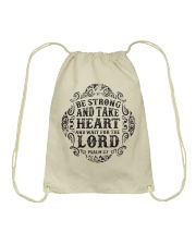 Strong Heart Lord Drawstring Bag tile
